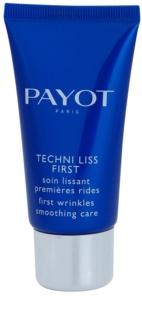 Payot Techni Liss verfeinernde Crem gegen die ersten Anzeichen von Hautalterung