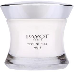 Payot Techni Liss crema peeling para redensificar la piel