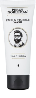 Percy Nobleman Face & Stubble Cleansing Gel For Face And Beard Zone