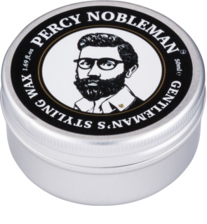 Percy Nobleman Hair Style styling wax for hair and beards
