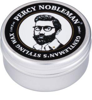 Percy Nobleman Hair Style formázó viasz hajra és szakállra