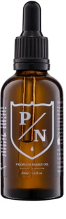 Percy Nobleman Beard Care huile à barbe premium