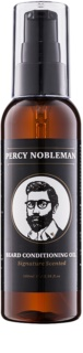Percy Nobleman Beard Care voedende conditioner-olie voor de baard