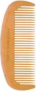 Percy Nobleman Beard Care Wooden Beard Comb
