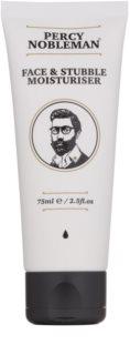 Percy Nobleman Face & Stubble crema hidratante para cara y barba