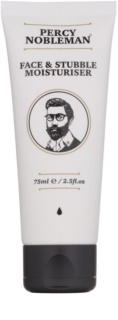 Percy Nobleman Face & Stubble Moisturising Cream for Face and Beard