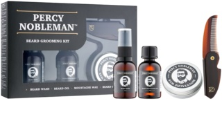 Percy Nobleman Beard Care Kosmetik-Set  I. für Herren