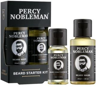 Percy Nobleman Beard Starter Kit Cosmetica Set  I.