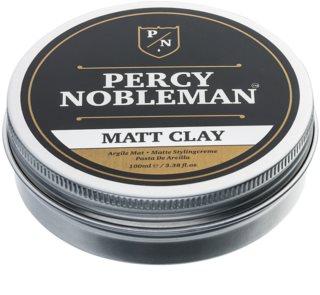 Percy Nobleman Hair Matt Clay