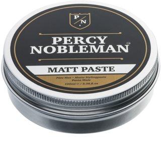 Percy Nobleman Hair Style Matterende Stylingpasta voor het Haar