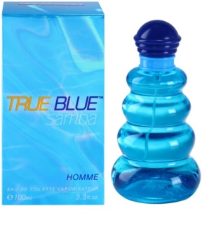 Perfumer's Workshop True Blue Samba Eau de Toilette voor Mannen 100 ml