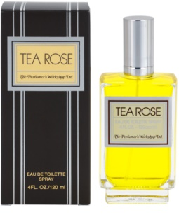 Perfumer's Workshop Tea Rose Eau de Toilette voor Vrouwen  120 ml