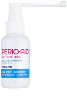 Perio•Aid Intensive Care ústní sprej pro lokální ošetření při zánětlivých projevech a parodontóze