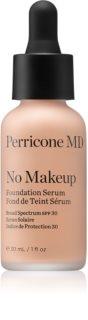 Perricone MD No Makeup Foundation Serum base líquida contra imperfeições de pele