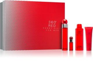 Perry Ellis 360° Red lote de regalo IV. para hombre