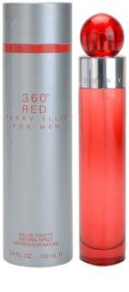 Perry Ellis 360° Red Eau de Toilette voor Mannen 100 ml