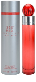 Perry Ellis 360° Red Eau de Toilette voor Mannen 100 ml
