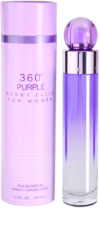 Perry Ellis 360° Purple Eau de Parfum for Women 100 ml