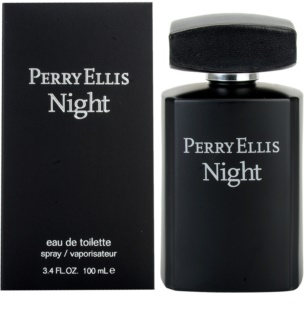 Perry Ellis Night Eau de Toilette voor Mannen 100 ml