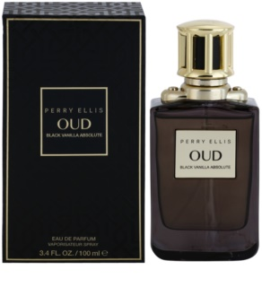 Perry Ellis Oud Black Vanilla Absolute parfemska voda uniseks 100 ml