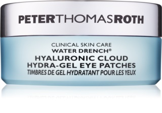 Peter Thomas Roth Water Drench timbres de gel hydratant contour des yeux