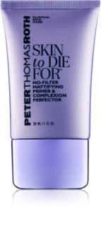 Peter Thomas Roth Skin to Die For mattierende Make-up Grundlage