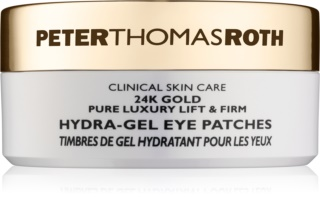 Peter Thomas Roth 24K Gold masque gel hydratant yeux