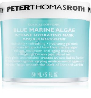 Peter Thomas Roth Blue Marine Algae máscara facial de hidratação intensiva