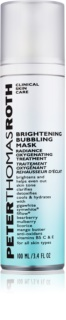 Peter Thomas Roth Bubbling Mask Brightening Mask with Micro Bubbles