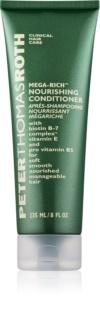 Peter Thomas Roth Mega Rich après-shampoing nourrissant pour tous types de cheveux