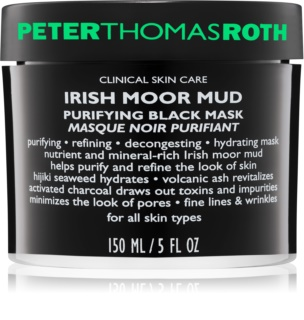 Peter Thomas Roth Irish Moor Mud črna čistilna maska