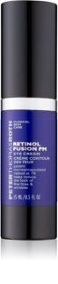 Peter Thomas Roth Retinol Fusion PM crema de noche antiarrugas  para contorno de ojos
