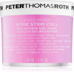 Peter Thomas Roth Rose Stem Cell mascarilla reparadora en gel anti-edad