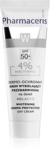 Pharmaceris W-Whitening Melacyd Whitening Crème tegen Pigmentvlekken