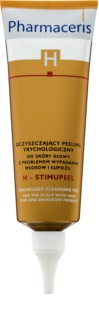 Pharmaceris H-Hair and Scalp H-Stimupeel gommage anti-pelliculaire et anti-chute