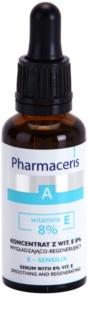 Pharmaceris A-Allergic&Sensitive E-Sensilix відновлююча сироватка для ослабленої шкіри з вітаміном Е