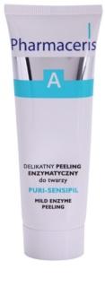 Pharmaceris A-Allergic&Sensitive Puri-Sensipil enzimatikus peeling az érzékeny arcbőrre