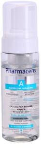 Pharmaceris A-Allergic&Sensitive Puri-Sensilium Reinigungsschaum für Gesicht und Augen