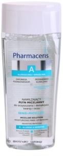 Pharmaceris A-Allergic&Sensitive Sensi-Micellar Micellair Water  voor Gevoelige Huid en Ogen