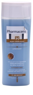Pharmaceris H-Hair and Scalp H-Purin Dry sampon anti-matreata pentru scalp sensibil si uscat