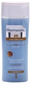 Pharmaceris H-Hair and Scalp H-Purin Dry champú anticaspa para cuero cabelludo seco y sensible