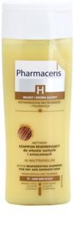 Pharmaceris H-Hair and Scalp H-Nutrimelin Regenierendes Shampoo für trockenes und beschädigtes Haar