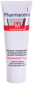 Pharmaceris M-Maternity Tocoreduct Forte Body balm  tegen Striea