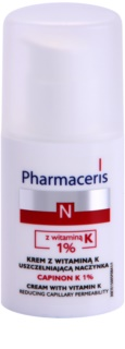 Pharmaceris N-Neocapillaries Capinion K 1% Reinforcing Cream for Broken Capillaries To Accelerate The Regeneration
