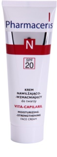 Pharmaceris N-Neocapillaries Vita-Capilaril Moisturising and Restorative Face Cream for Sensitive, Redness-Prone Skin