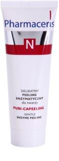 Pharmaceris N-Neocapillaries Puri-Capeeling Enzymatische Peeling  voor Herstel van de Opperhuid