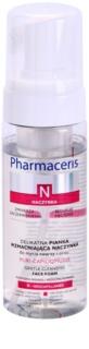 Pharmaceris N-Neocapillaries Puri-Capiliqmousse Reinigende en Make-up Removing Schuim  voor Couperose