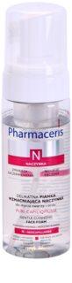 Pharmaceris N-Neocapillaries Puri-Capiliqmousse очищаюча піна для зняття макіяжу для розширених та потрісканих вен