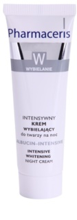 Pharmaceris W-Whitening Albucin-Intesive Vivid Night Cream On Pigment Spots