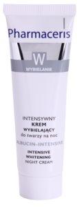 Pharmaceris W-Whitening Albucin-Intesive Vivid Night Cream On Pigment Spots